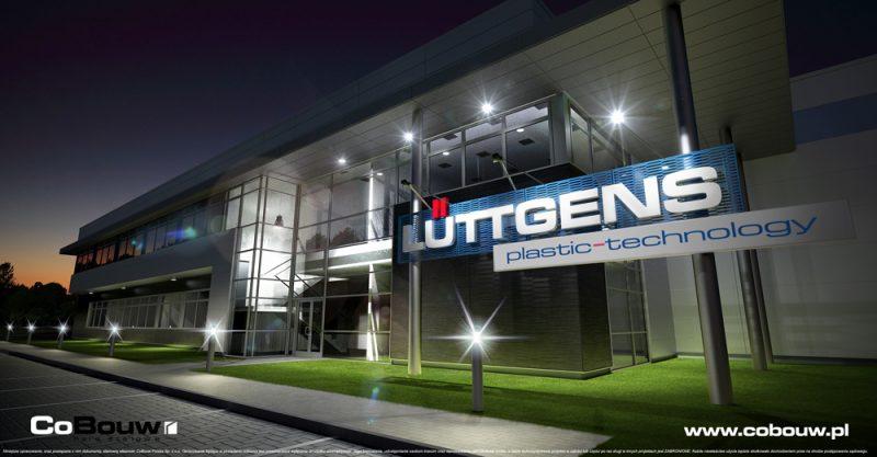 Investering voor het bedrijf LUETTGENS POLSKA