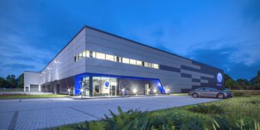 Turnkey constructie voor een Belgisch bedrijf LS Bedding Polska SA