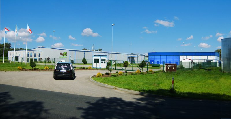 Het derde bouwproject voor de Nederlandse firma NORPOL sp.zo.o.