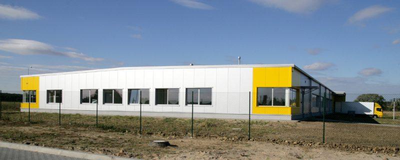 Officiele opening van de Nederlandse firma JAN sp.zo.o.