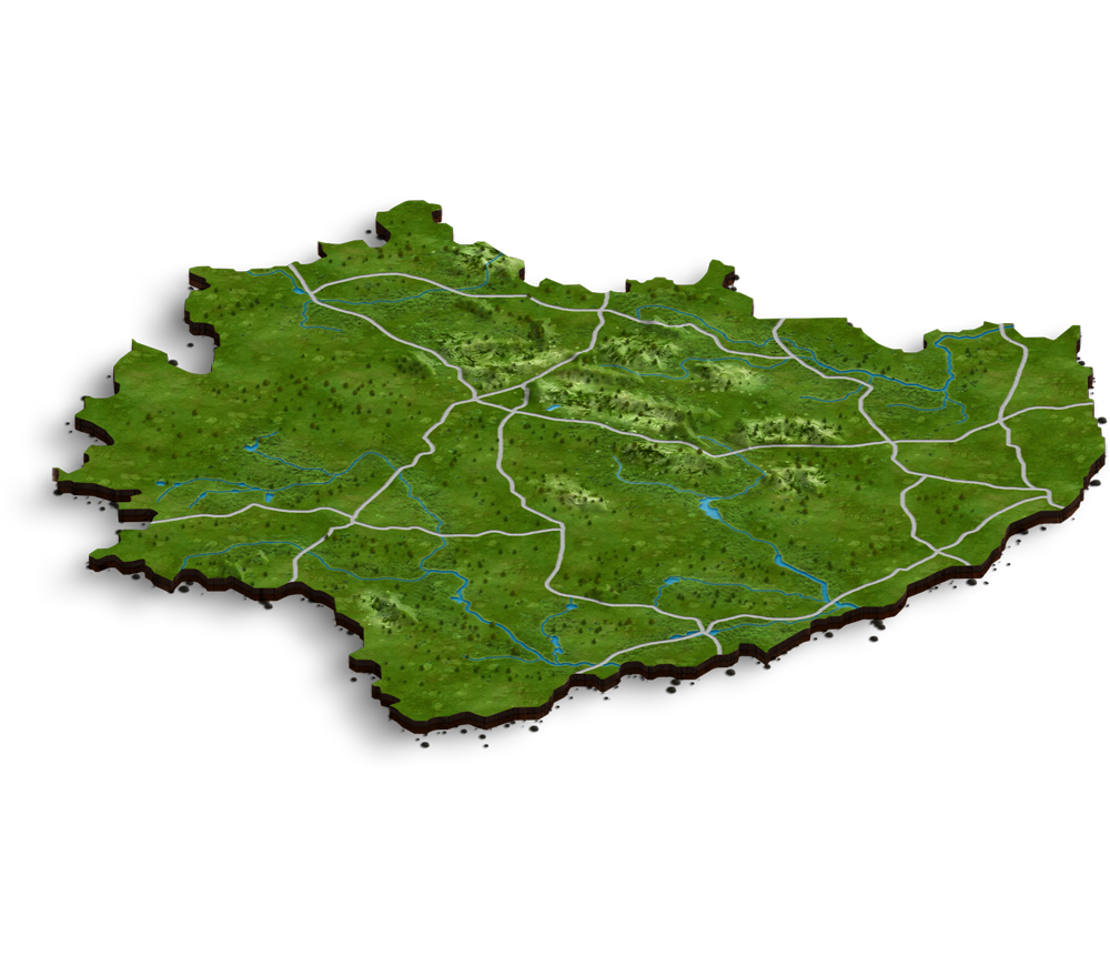 provincie swietokrzyskie