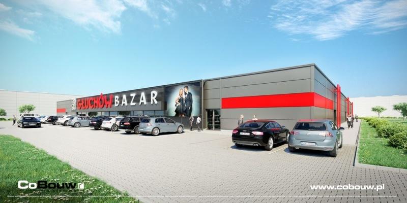 Winkelcentrum Bazar Głuchów