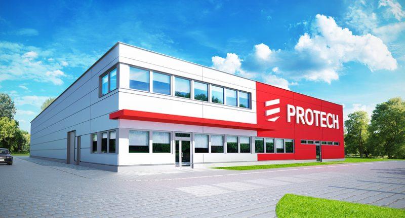 Nieuwe investering voor PROTECH sp.zo.o.