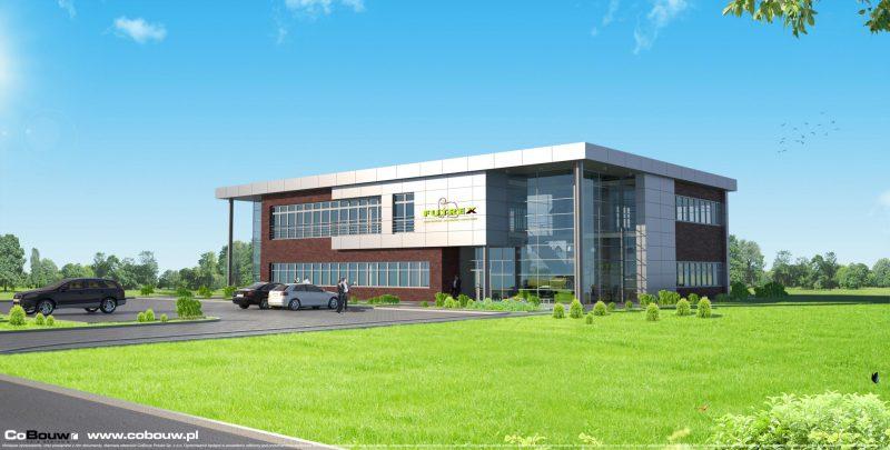 Nieuwbouw voor de Nederlandse firma Futrex sp.zo.o.