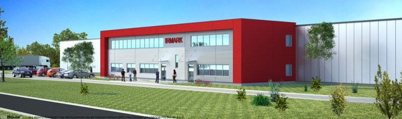 Nieuwbouw voor Irmark sp.zo.o.