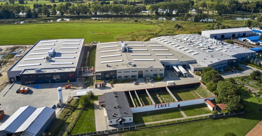 Vierde sleutelklare hal voor het Nederlandse bedrijf Addit Sp. z o.o.