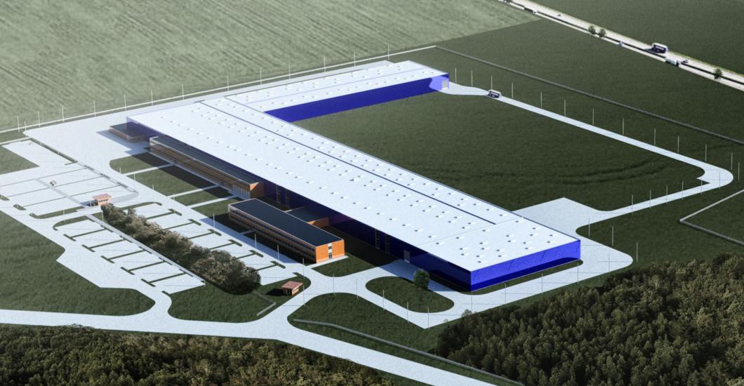 Voor de vierde keer bouwen wij voor Hörmann Polska Sp. z o.o.